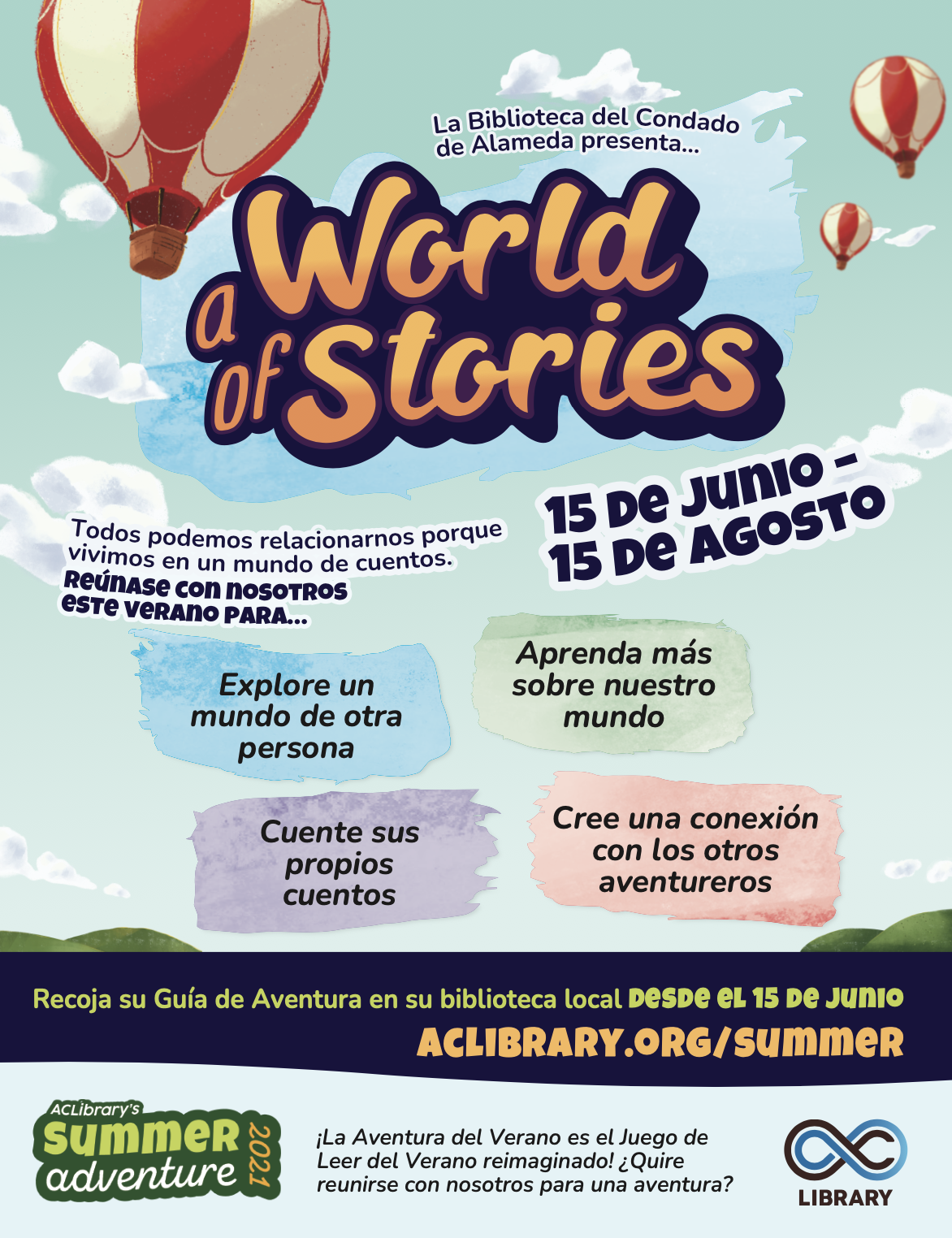 AWOS Flyer Spanish